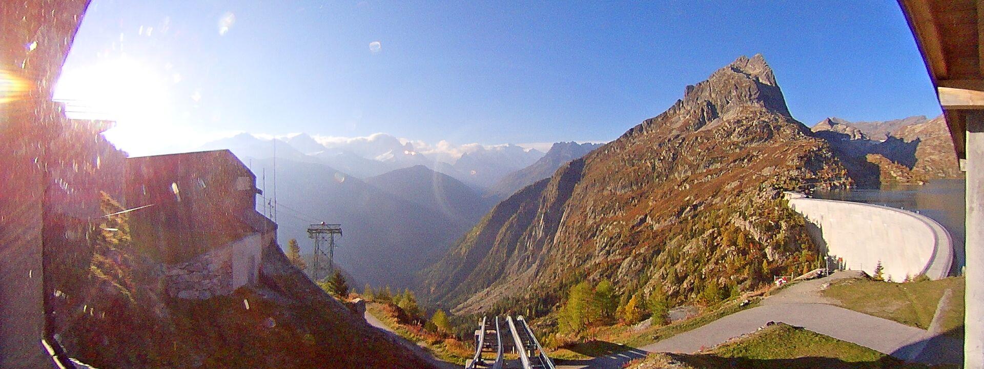 Massif du Mont-Blanc, depuis VeticAlp Emosson